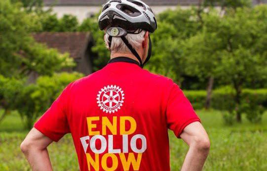 Journée mondiale contre la polio