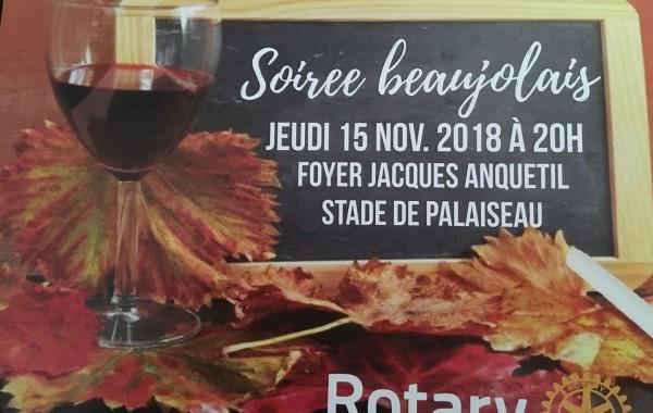 Beaujolais 2018