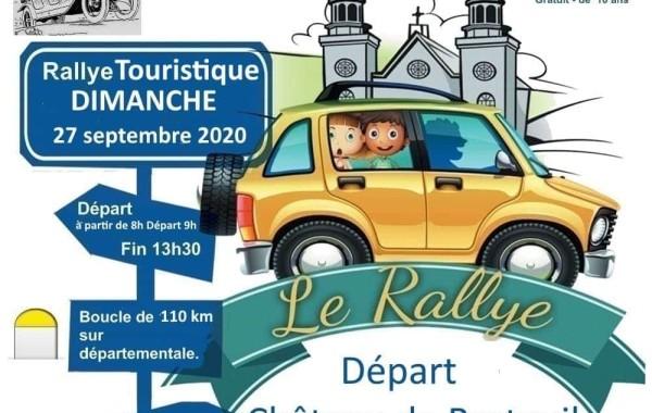 Rallye édition 2020